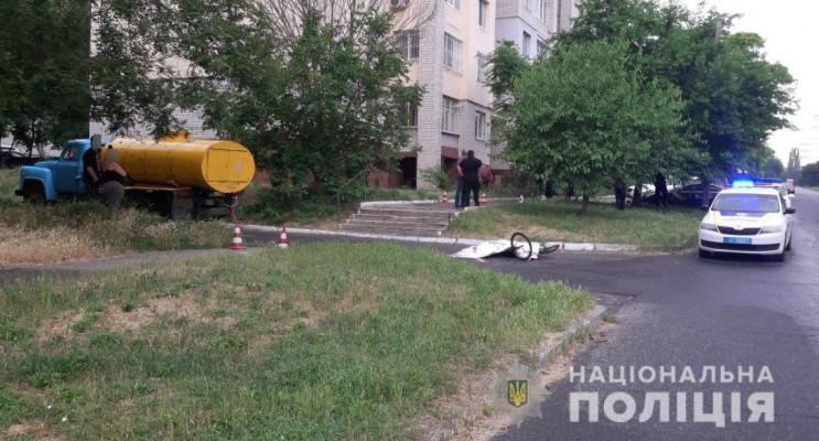 Поліція шукає свідків ДТП у Херсоні: Мол…