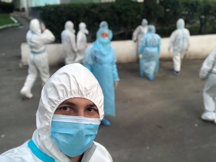 В епіцентрі спалаху коронавірусу на Хмел…