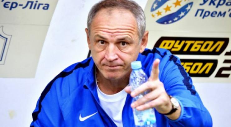 Украинский тренер попал в необычный рейт…