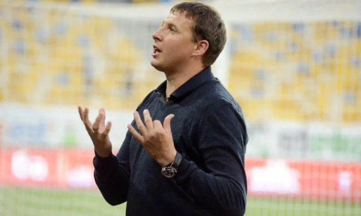 У тренера статусного українського клубу…