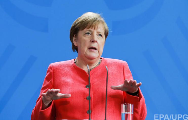 Меркель завдає удару у відповідь: Чому Б…