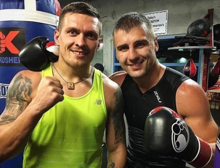 Український боксер Гвоздик пояснив, чому…