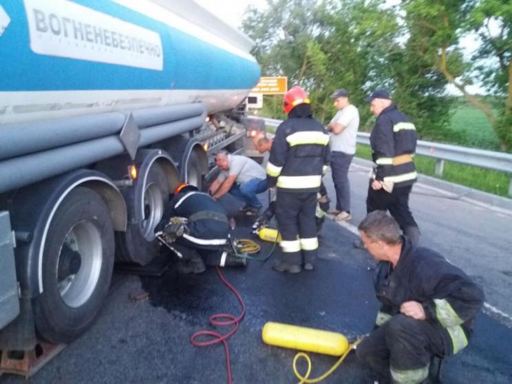 На околиці Вінниці загинув мотоцикліст…