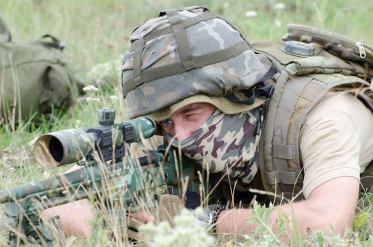 Війна на Донбасі: Загинув український ві…