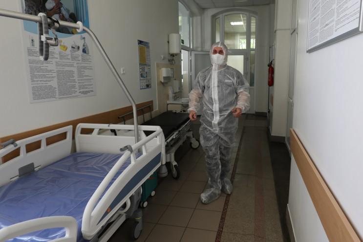 Во Львовской области инфицированные коро…