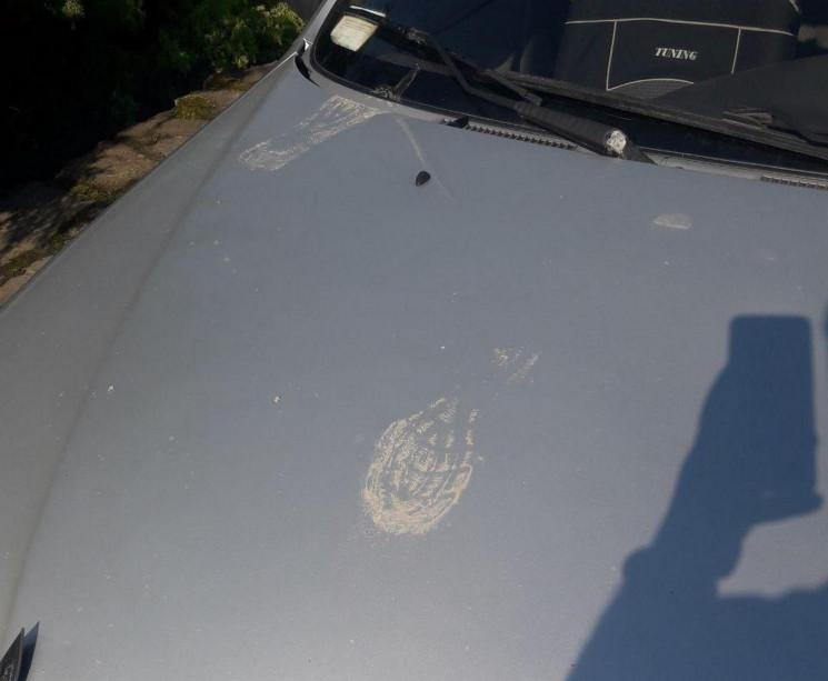 У Винниках умисно пошкодили автомобіль (…