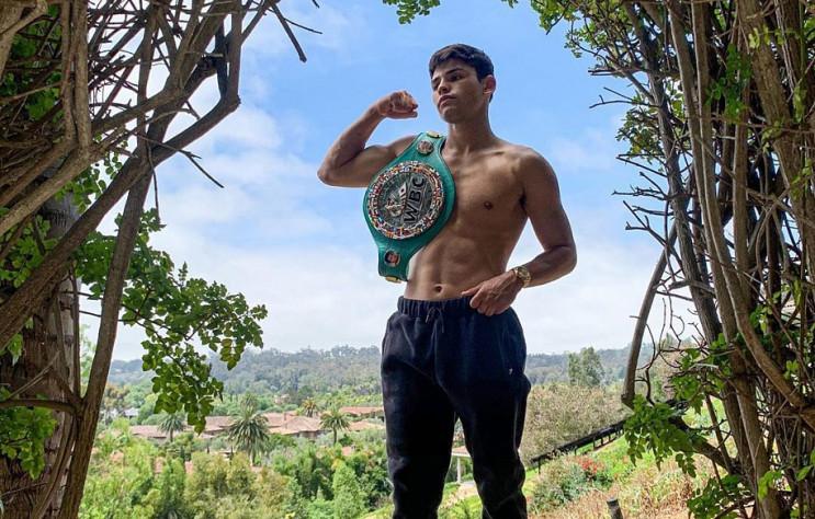 Зірковий боксерський талант пробив живіт…