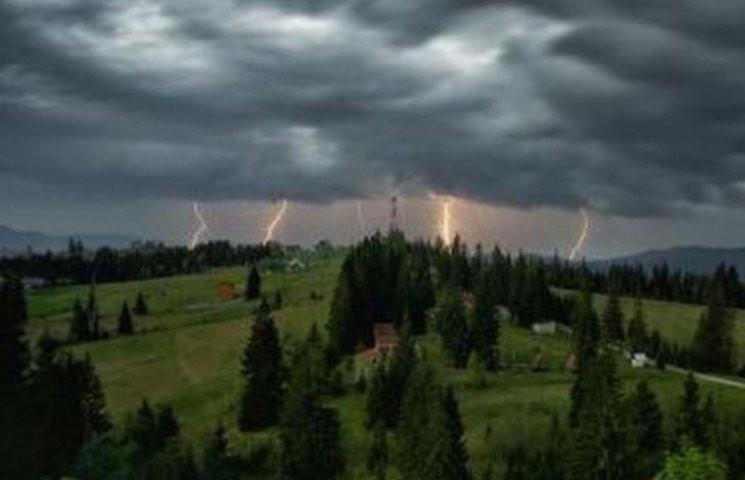 Закарпаття: Прогноз погоди на 30 червня…