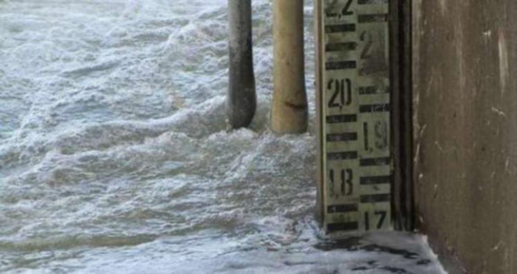 Рівень води у річці Боржава суттєво зрос…