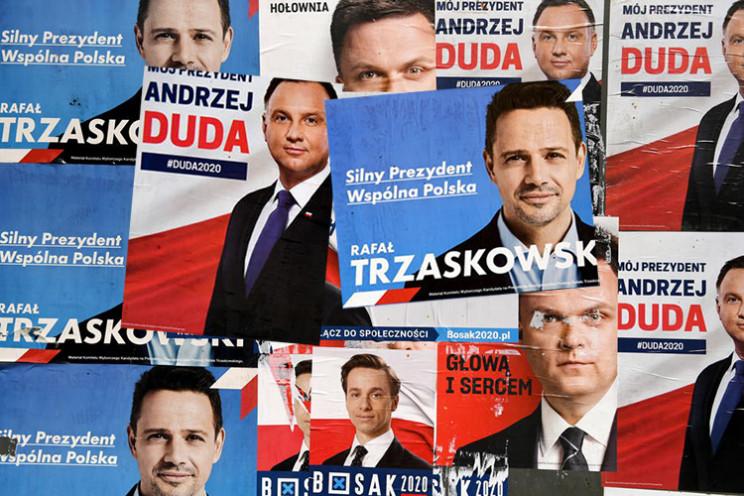 Між Європою та США: Як другий тур виборі…