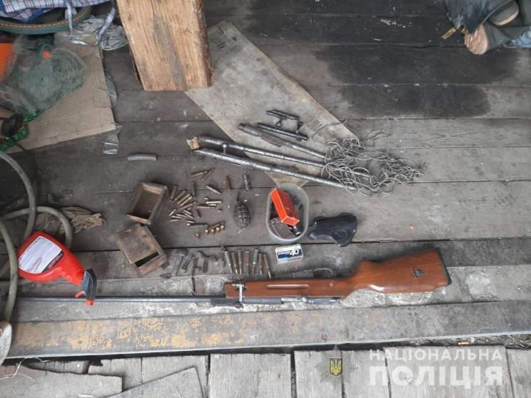 Харківська поліція за півроку вилучила б…