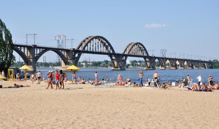 Стало відомо, на яких пляжах Дніпропетро…