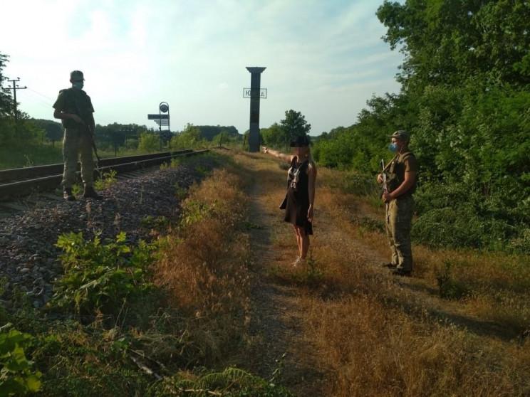 Харківські прикордонники завадили україн…