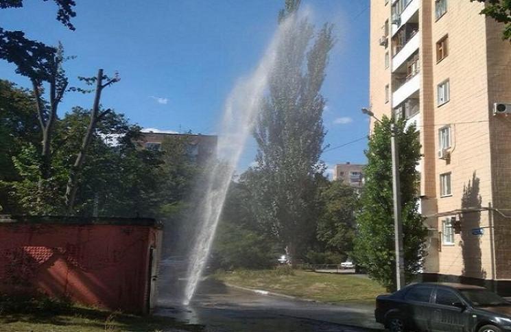 Де у Харкові не буде води 2 липня…