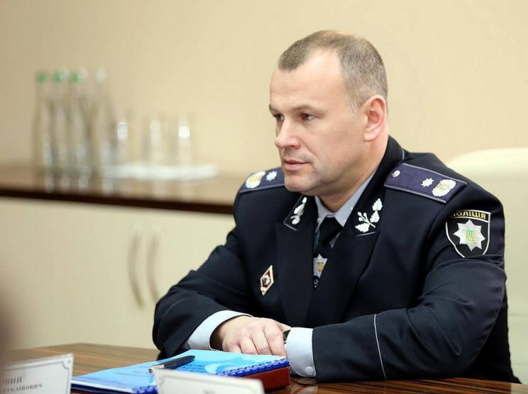 В Одесі представили нового очільника обл…