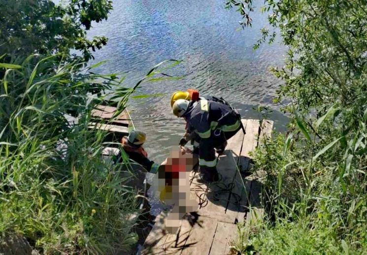 На Олександрійщині втопився чоловік…