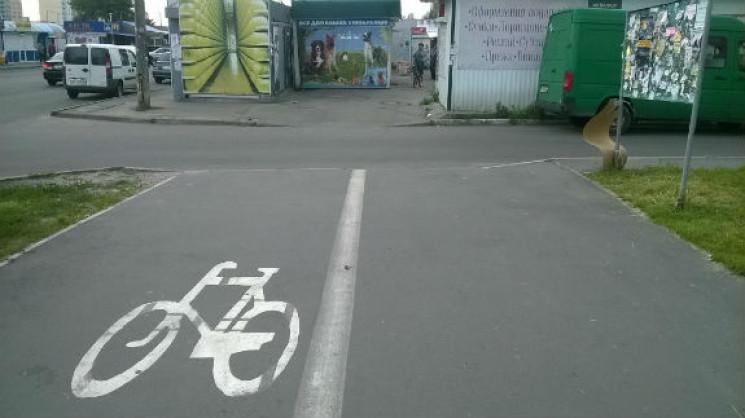 Кличко хоче збудувати 5 км велодоріжки з…