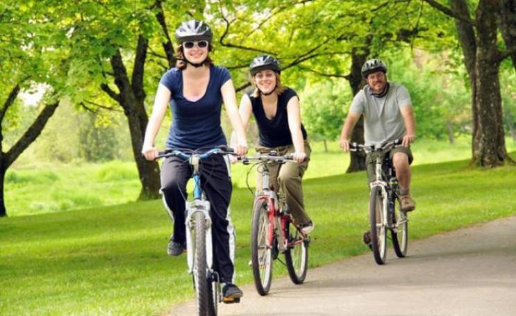 Столичні велосипедисти вигадали, як можн…