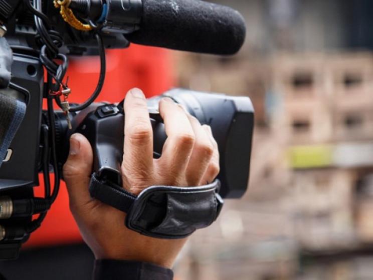 У Запоріжжі журналісти, що знімали сюжет…