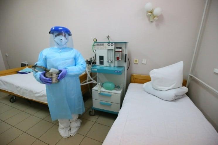 В Харькове больные коронавирусом выявляю…
