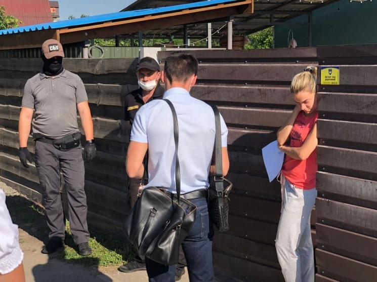 С самого утра к руководителям мэрии Укра…