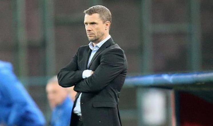 Українському тренеру Реброву підкорилося…