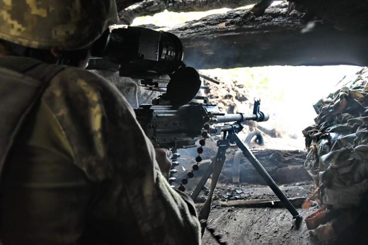 Війна на Донбасі: Бійці ООС ліквідували…