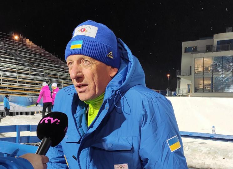 Тренер збірної України з біатлону розпов…