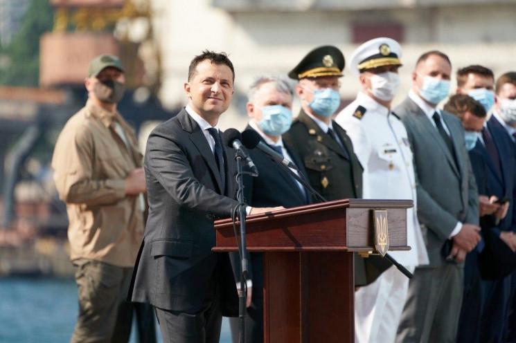 Зеленський привітав Слов'янськ і Крамато…