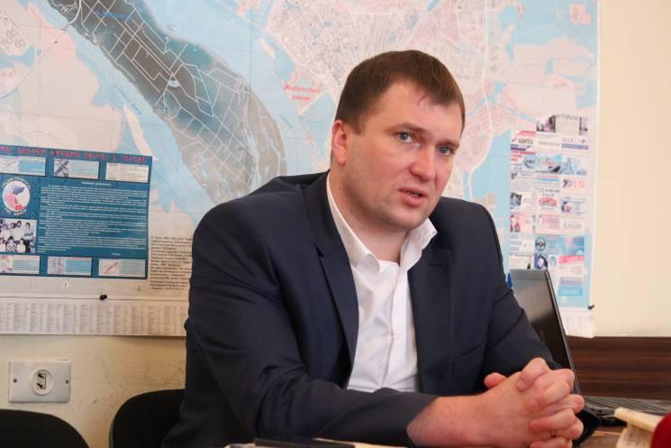 От председателя Запорожской ОГА ушел оче…