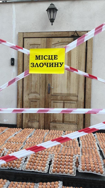 Bakhmatyuk's UkrLandFarming blocking SAP…