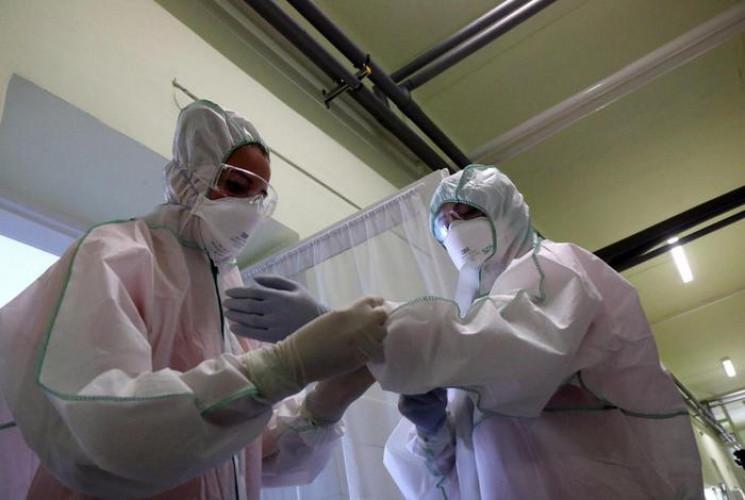В Україні коронавірусом заразилися вже п…