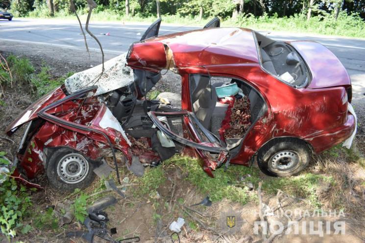 Під час аварії в Немирівському районі за…