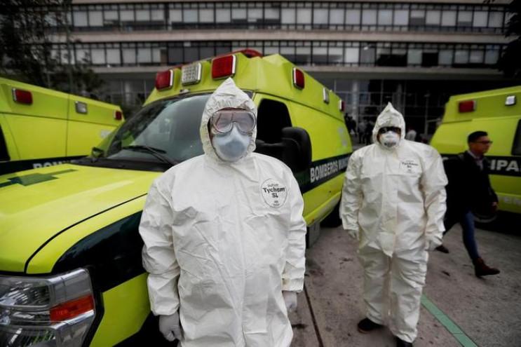Коронавірус наступає: Майже 4000 людей п…