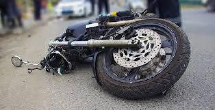 У Дрогобицькому районі мотоцикліст вріза…