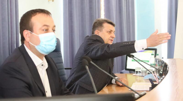 Голова Вінницької ОДА Борзов оголосив пр…