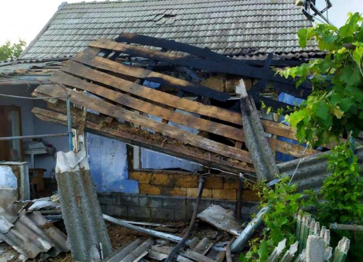 В Одесской области произошел взрыв газа,…