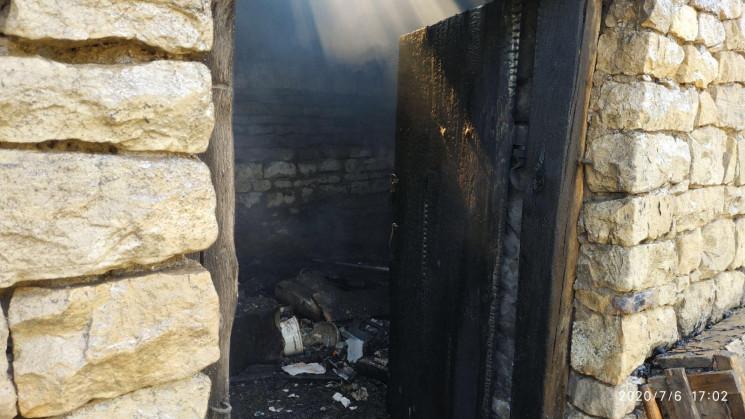 В Ямполі під час пожежі помер 27-річний…