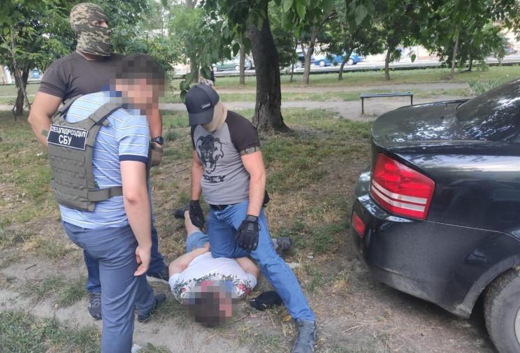 Затримання угруповання в Одесі: Члени ба…