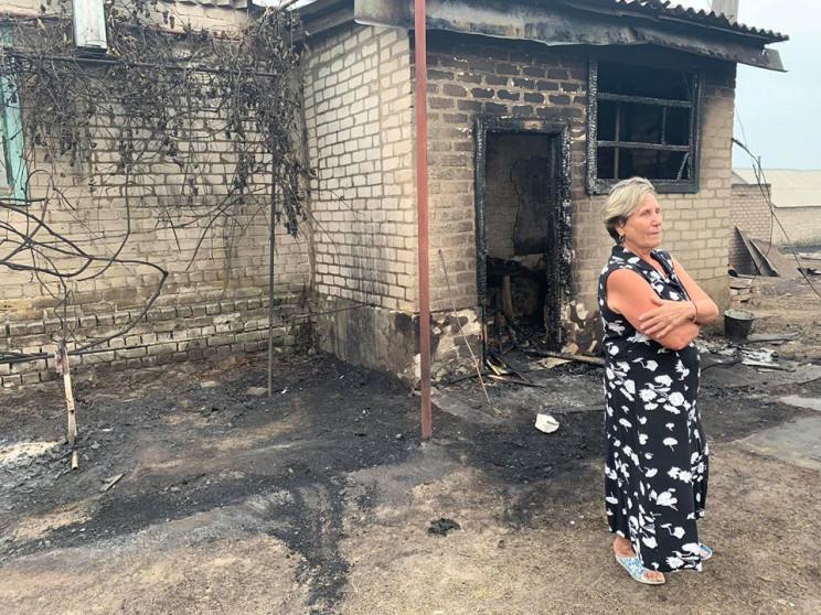 Лісові пожежі на Луганщині: Як виглядає…