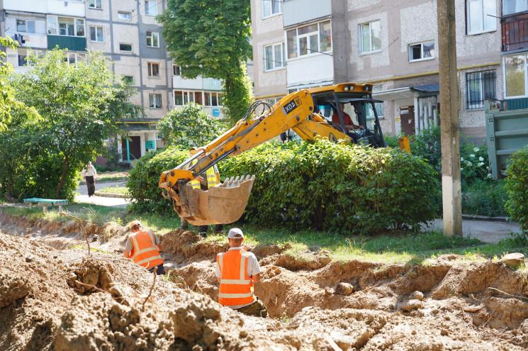 У Вінниці продовжується реконструкція пр…