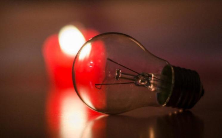 У Франківську відключатимуть світло і га…