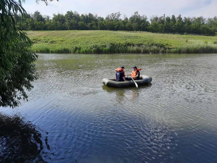 На Кіровоградщині втопився чоловік…