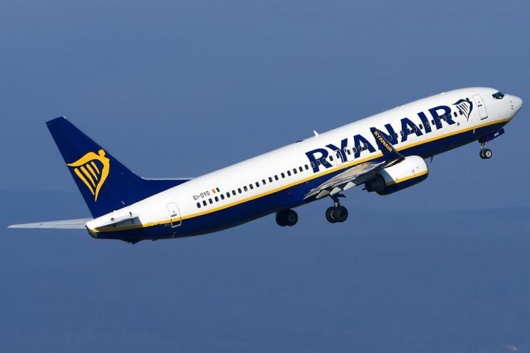 Ryanair відкриває п'ять нових маршрутів…