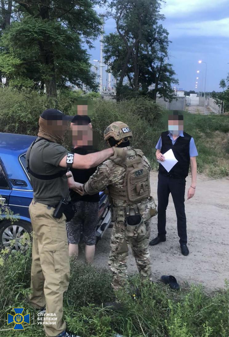 В Одессе возле энергообъекта обнаружили…