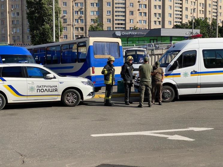 В Киеве заминировали автовокзал, – СМИ…