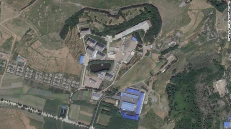"""Супутники """"засікли"""" новий ядерний завод…"""