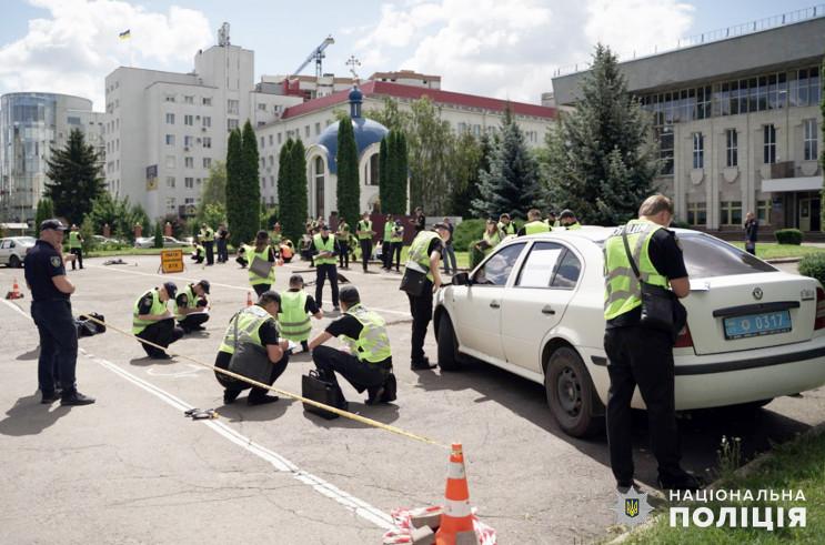 У Хмельницькому слідчі з ДТП вдосконалюв…