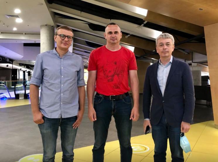 Фільм Сенцова отримає  25 млн грн держав…