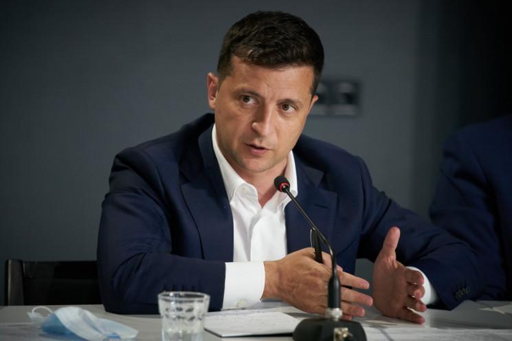 Зеленский рассказал, за что любит Украин…